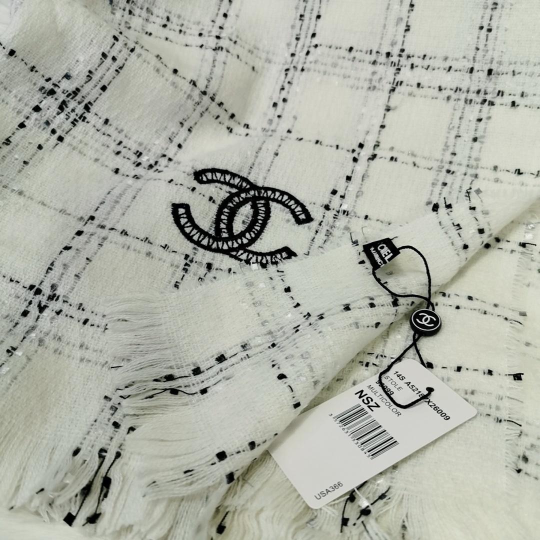 秋冬新款小香风羊绒混纺质地!超超超舒