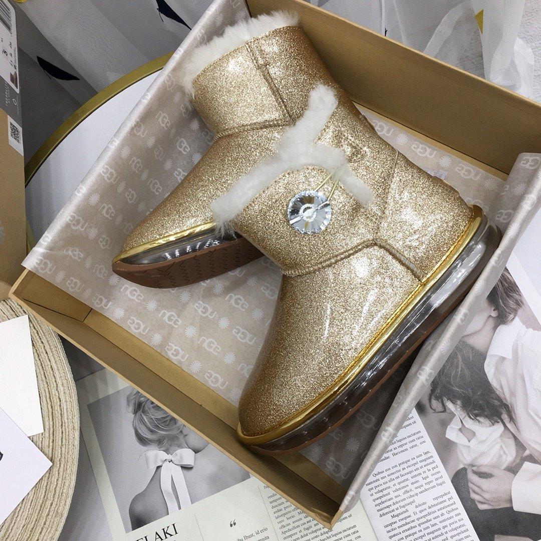 UGG最新款气垫雪地靴.原版1:1开