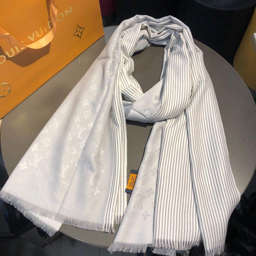 TellingMonogram长围巾