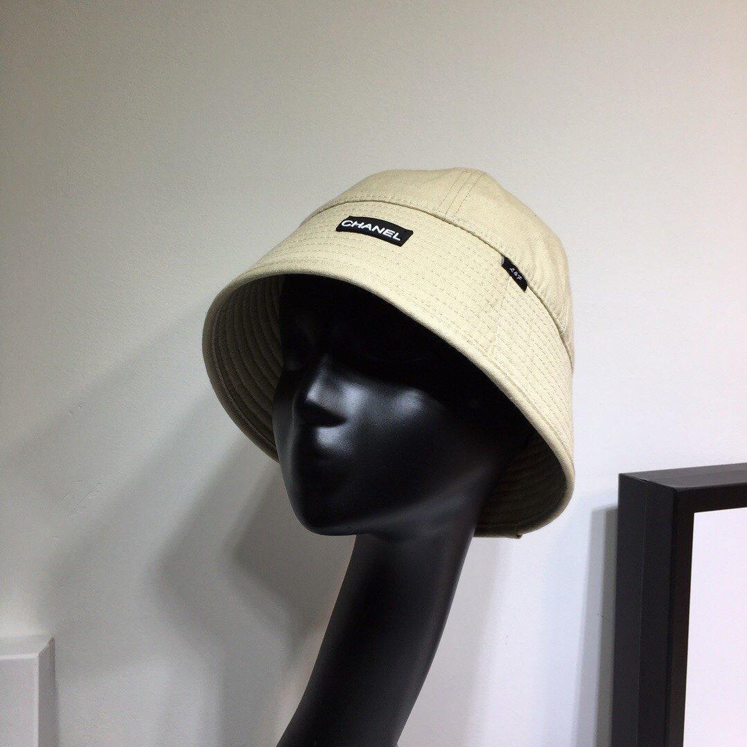 香奈儿CHANEL小香新款渔夫帽简约