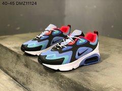 价格120耐克Nike Air Max 200透气网面半掌气垫 夏季新款 男士休闲运动鞋 货号DMZ1112