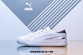 80真标 Puma彪马 CAPRL 低帮新款高品质校园系列帆布休闲运动板鞋ID100CB101