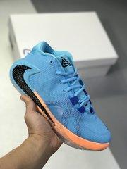 190市场唯一纯原版本 平台专供Nike Zoom Freak 1 一代字母哥签名款 市场唯一开模女鞋版本 官方正确尺码原盒钢印齐全 大几率过验大底镭射标加持 平台充正操作原楦开发版型 后掌真双层Zoom气垫内靴锁定系统 独特抓地纹路大底SIZE40 405 41 42 425 43 44 445 45 4