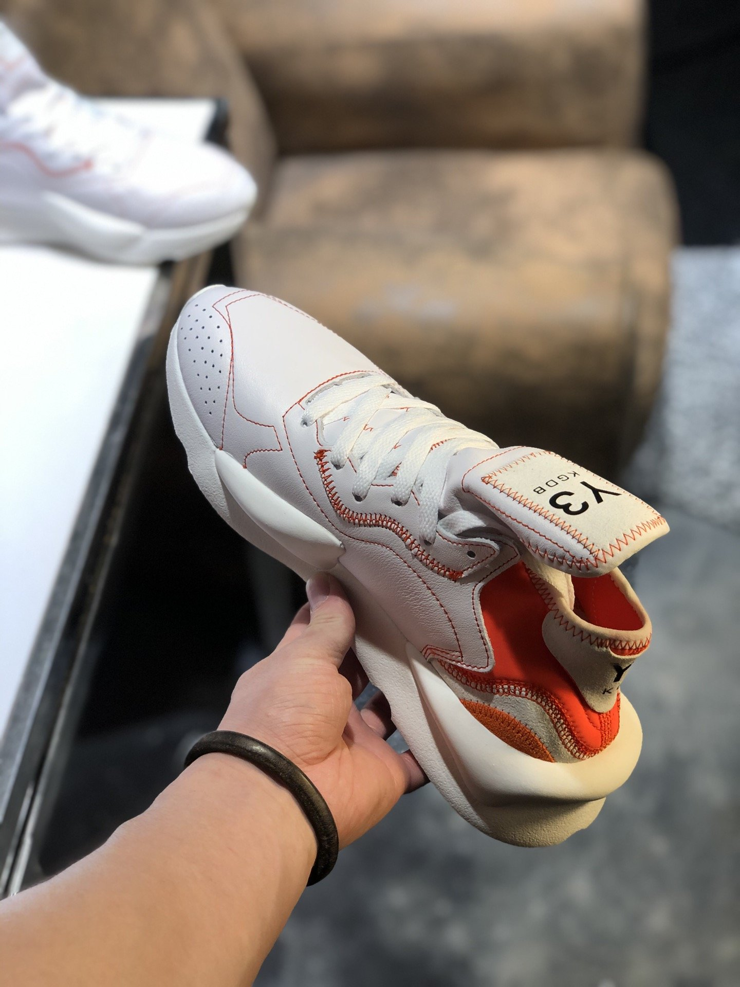 Y-3Y3男鞋高端品牌山本耀司最新力