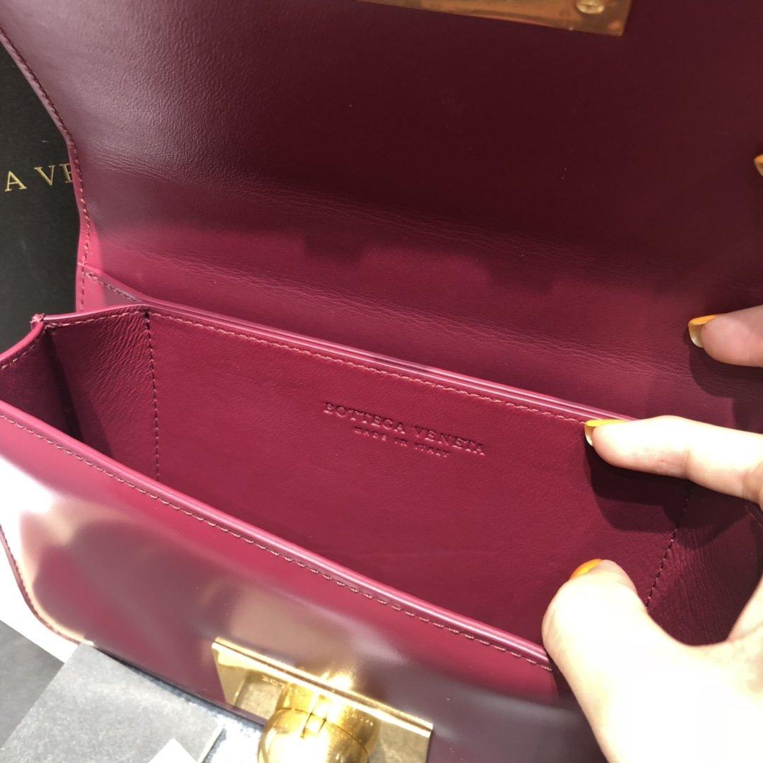 Bottega Veneta宝提嘉CLASSICMINI 专柜明星同款(图11)