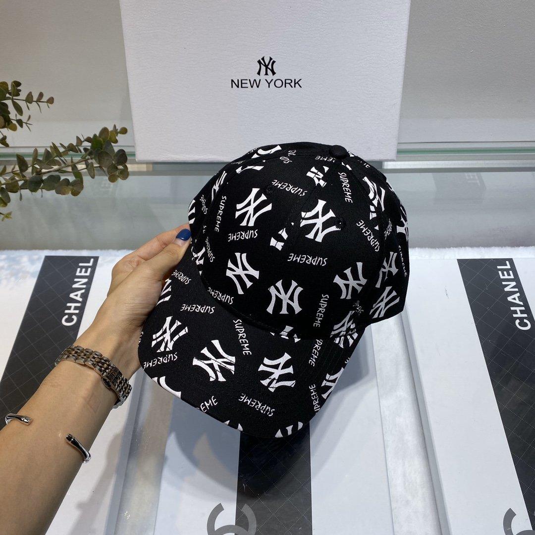 NY2019新款专柜代购版棒球帽细节