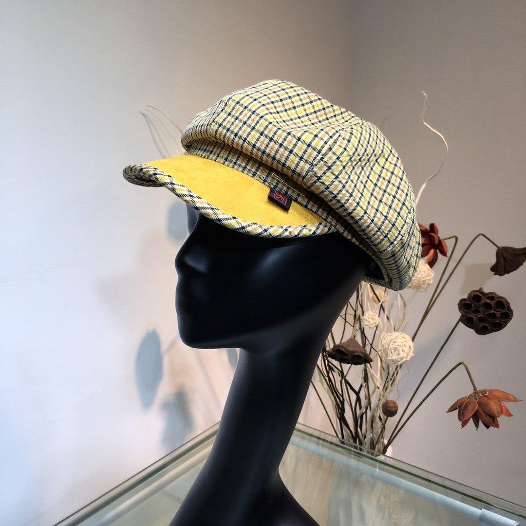 CHANEL香奈新款八角帽画家帽,女