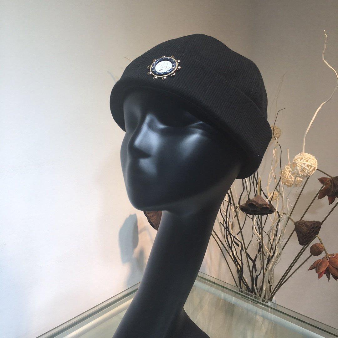 香奈儿CHANEL新款地主帽可爱风萌