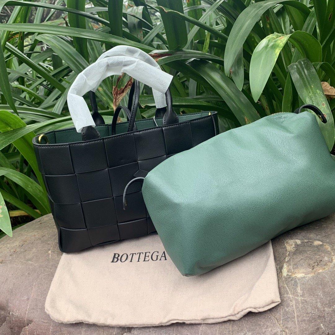 Bottega Veneta宝提嘉 手工编织手提包(图5)