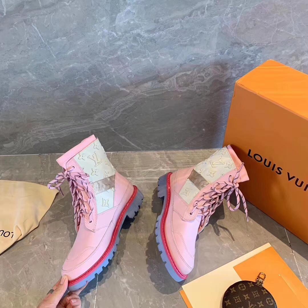 LOUIS VUITTNfrontrow sneaker专柜最新款(图6)