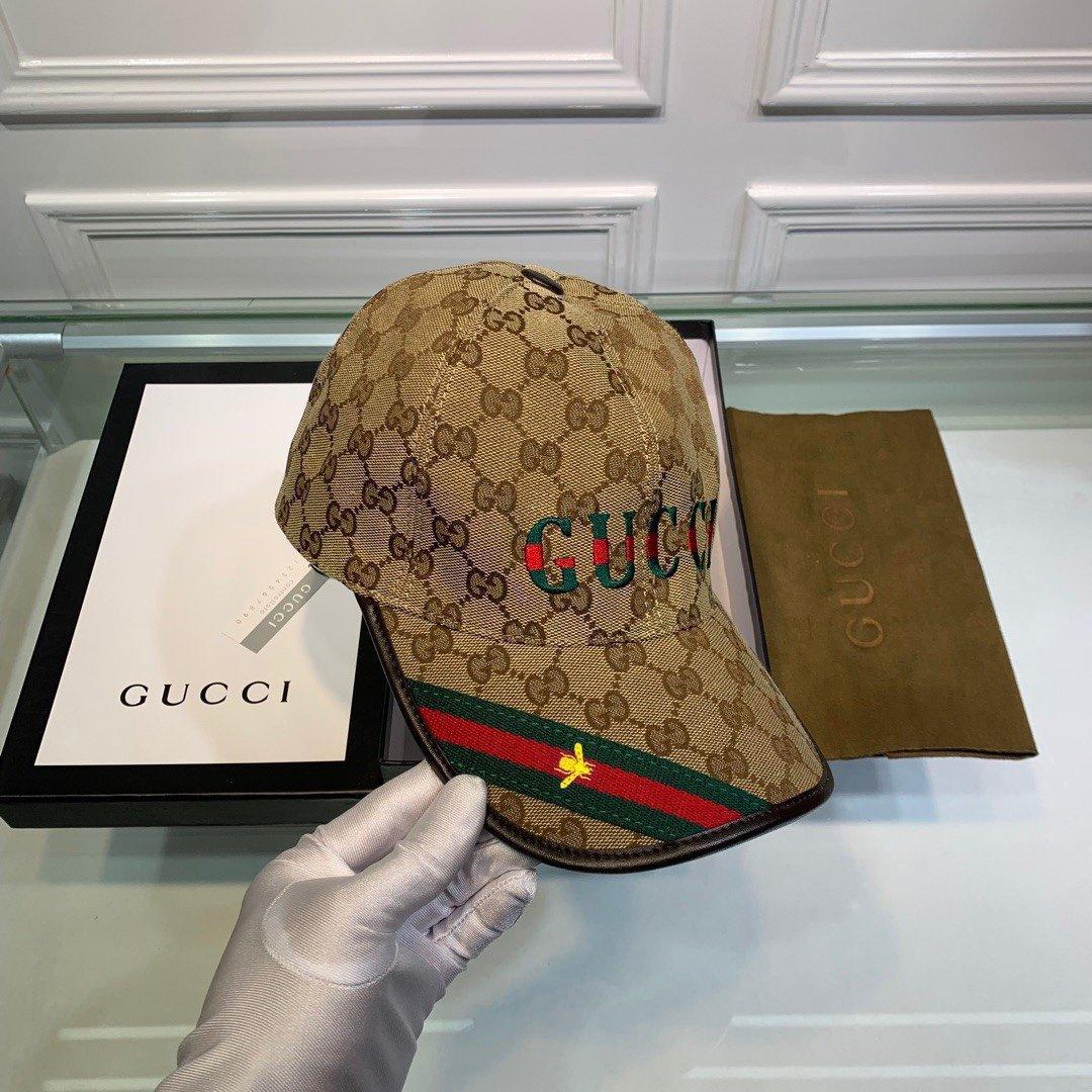 Gucci古奇新款原单棒球帽1:1开