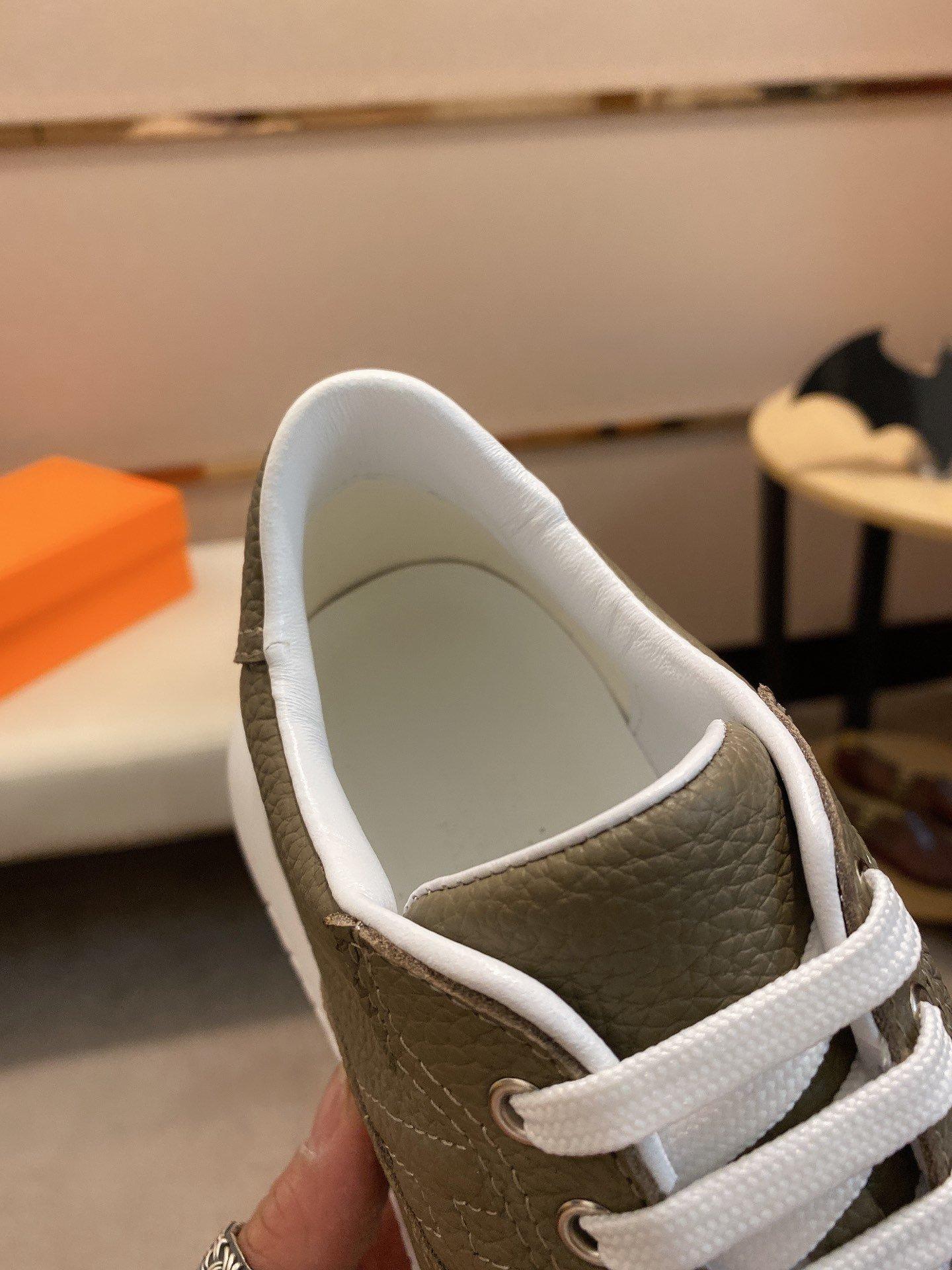 爱马仕H家高端休闲运动鞋全新升级进口