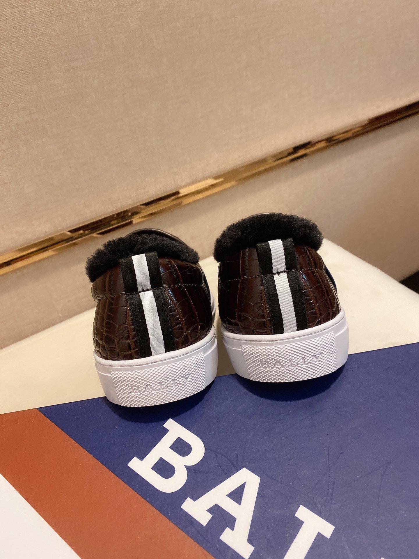 BALLY巴利男鞋VIP必入@境外原