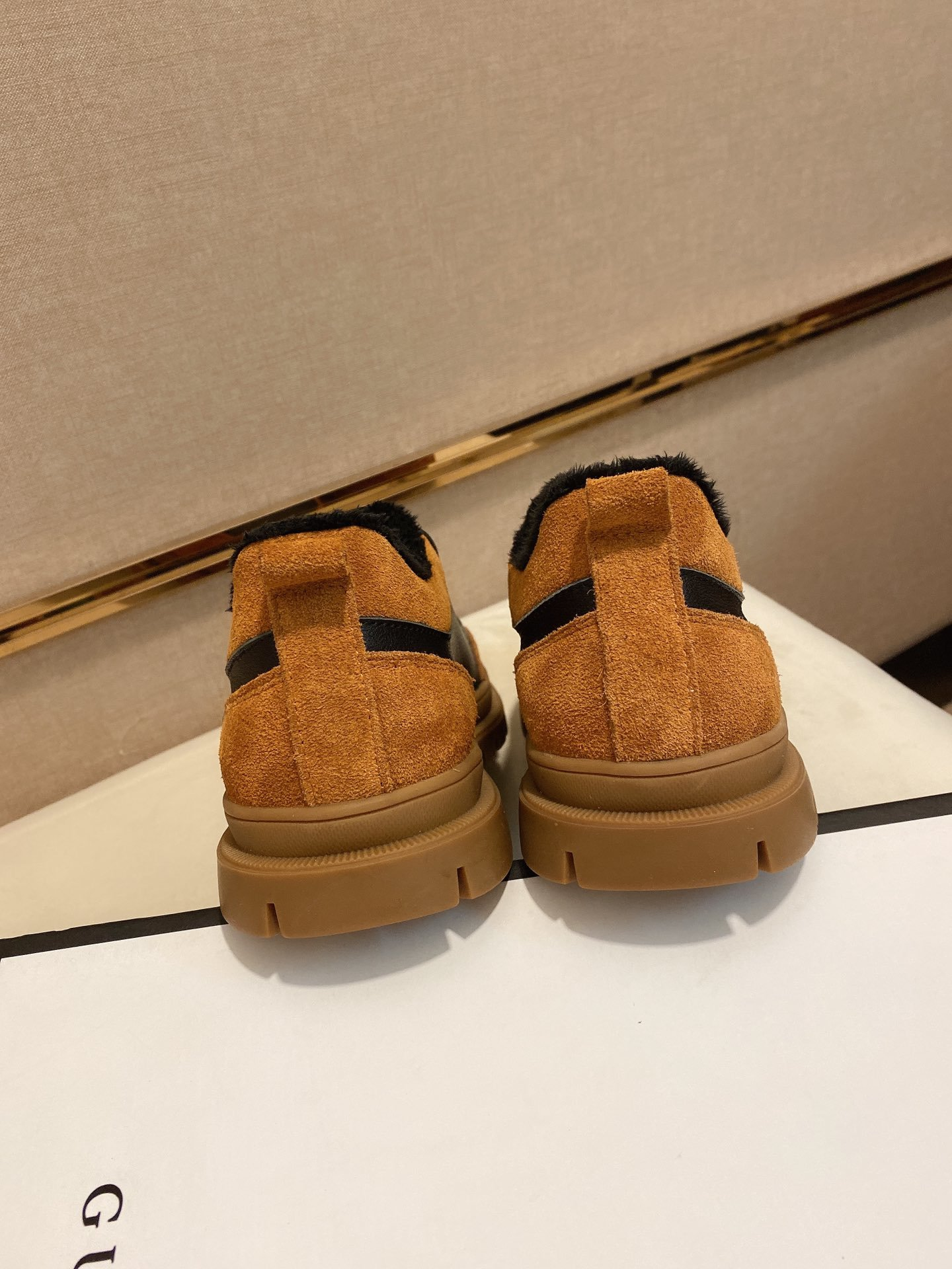 Gucci古奇2019男士最新休闲鞋