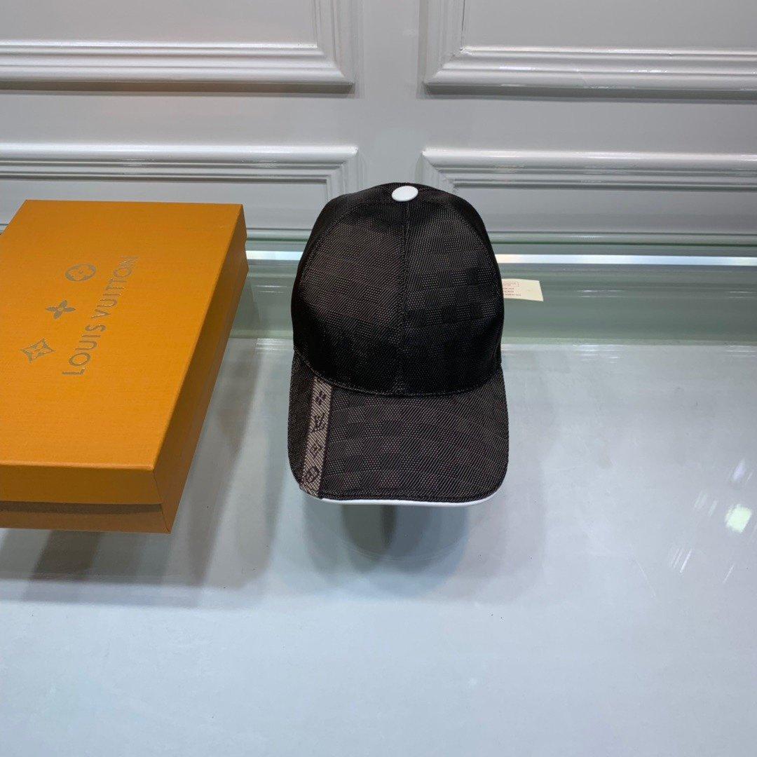 配包装布袋LV路易威登新款原单棒球帽