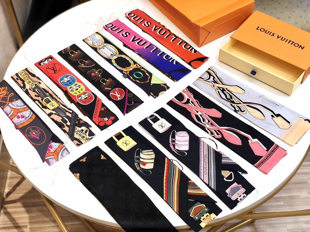 Louis Vuitton Lv 2019年新款丝巾(图6)