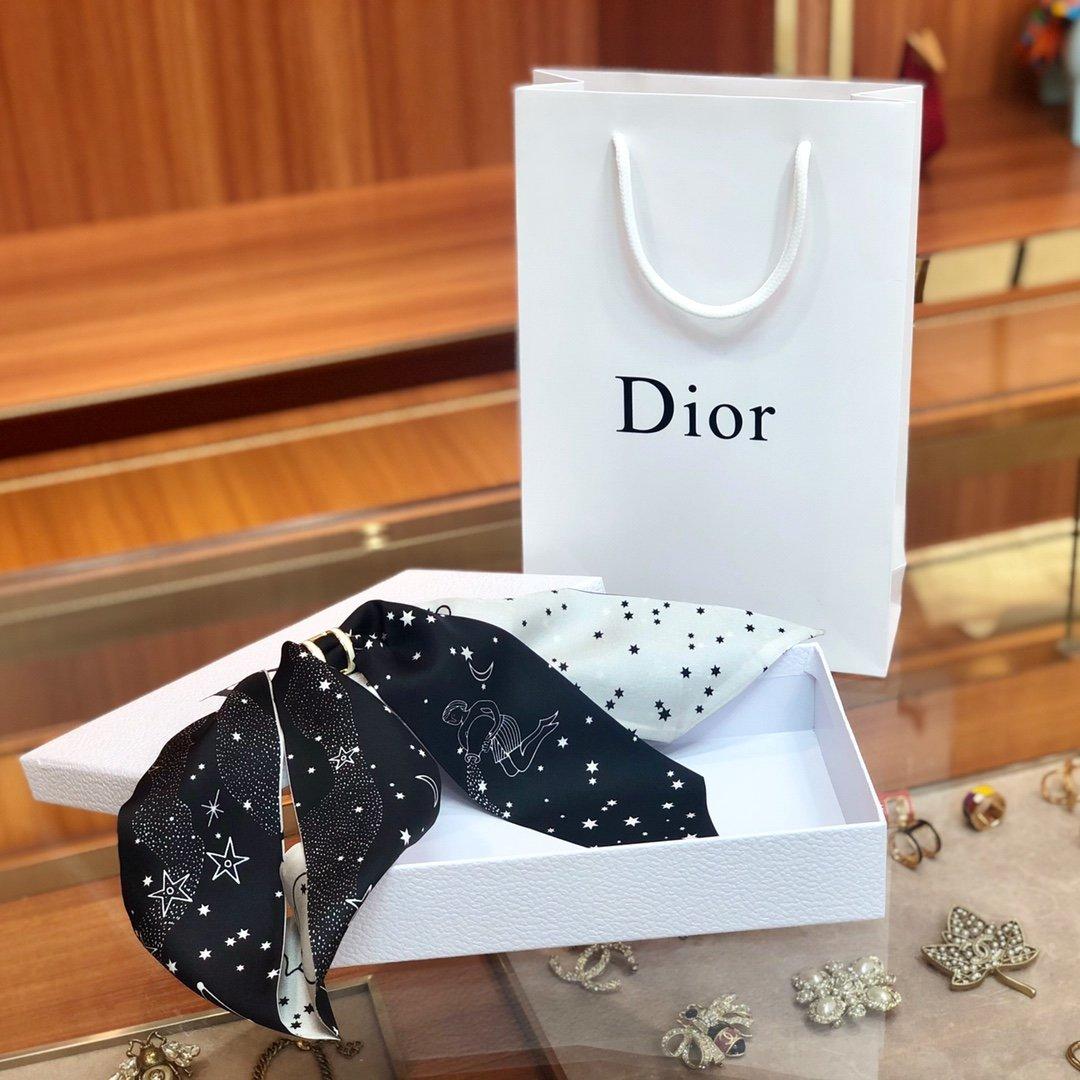 Dior迪奥 Twilly星座系列 小丝巾 (图6)