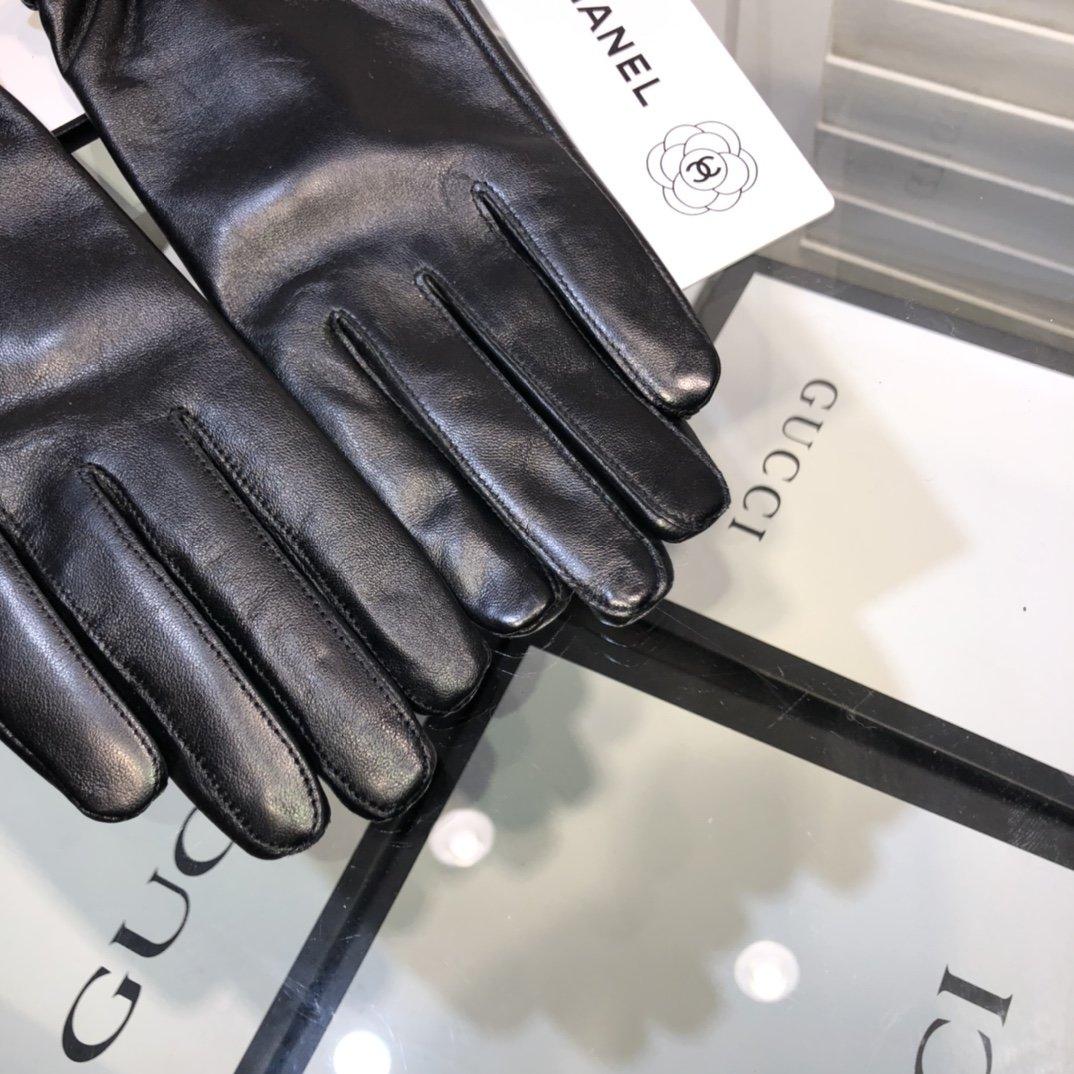 配包装新款独家首发触屏手套Chane