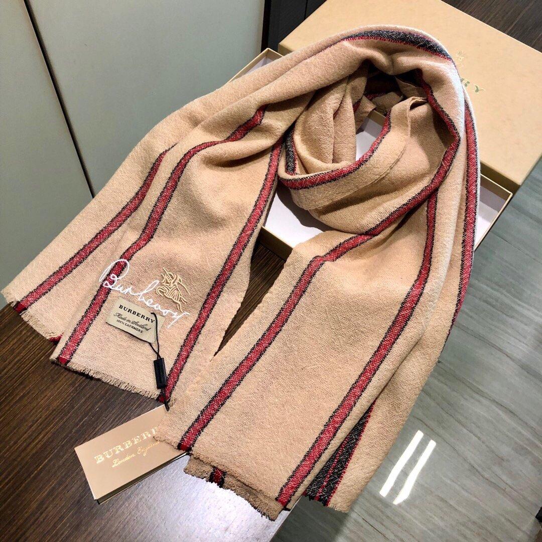 围巾巴宝利品牌官网爆款完美出货201