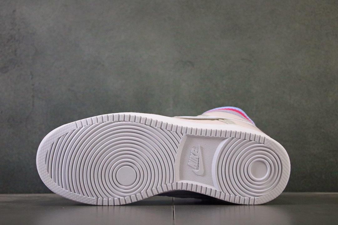 耐克Nike Vandal High Supreme QS 教父复刻帆布街舞高帮篮球鞋