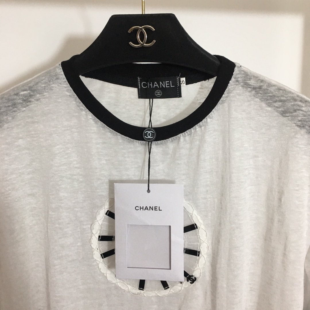 Chanel春夏新款超级爆!定制透气