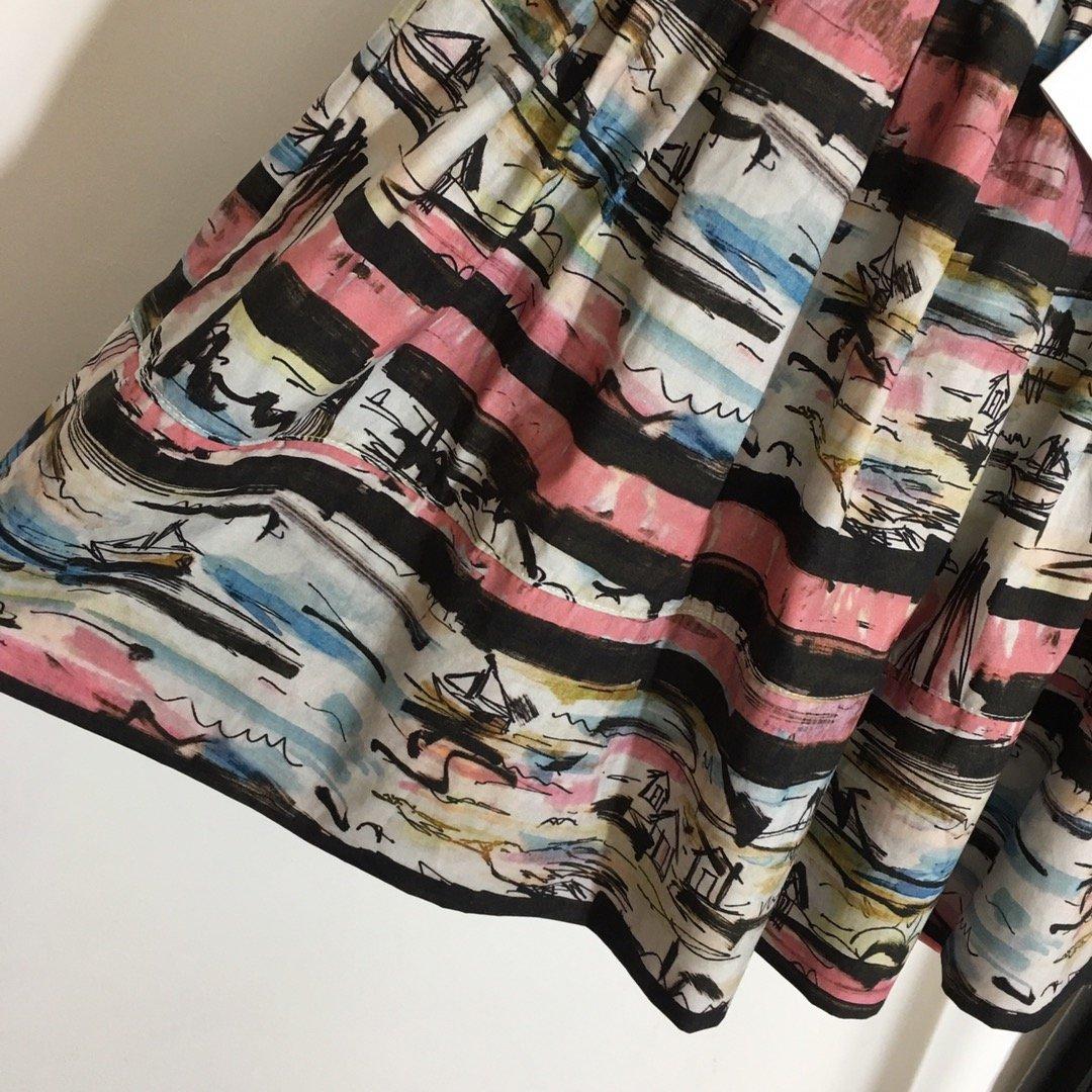 Balenciaga新款彩色涂鸦印花