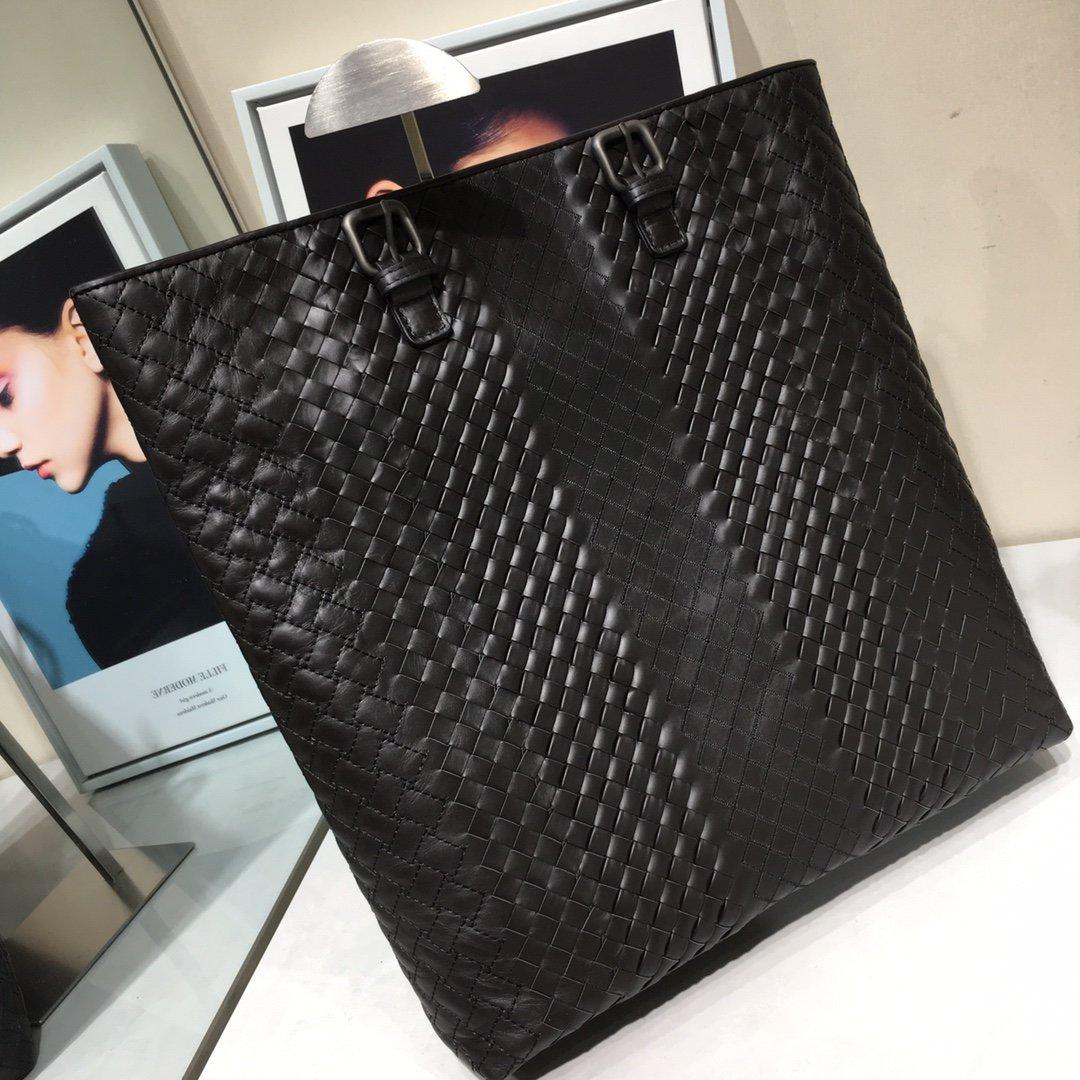 Bottega Veneta宝提嘉秋冬新款 顶级胎牛皮手提包 特殊编织 (图8)