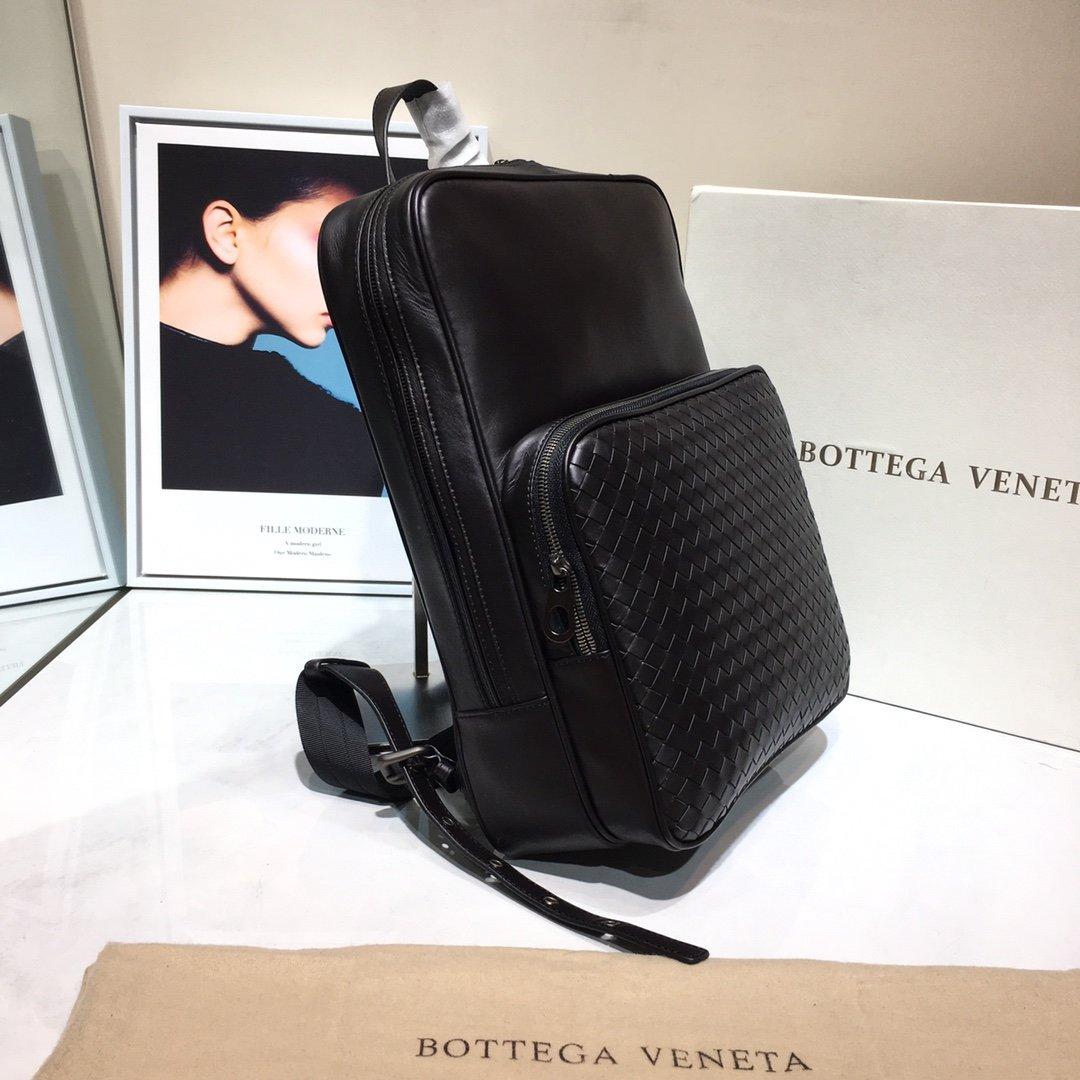 Bottega Veneta宝提嘉新款双肩背包(图3)