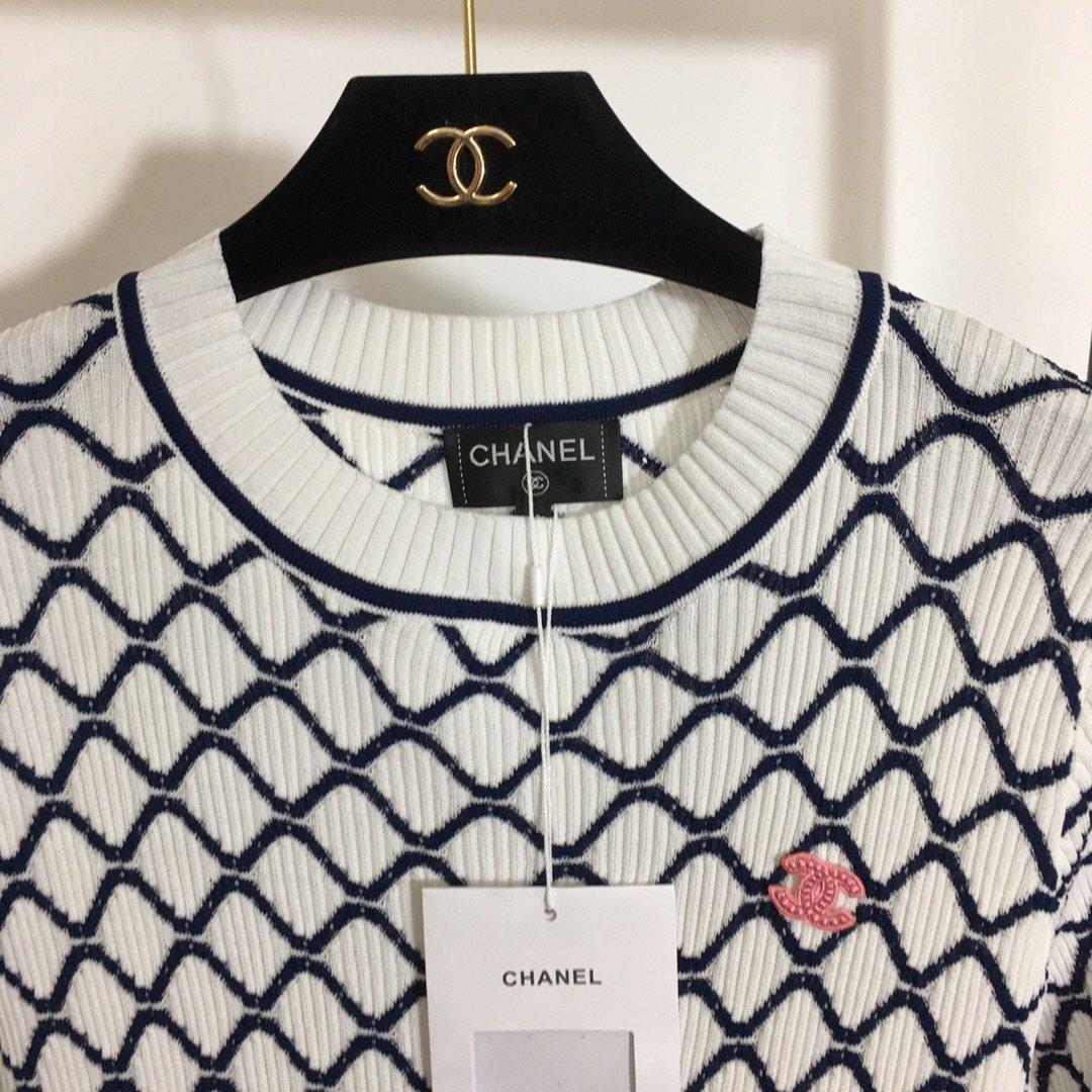 Chanel新款高版本小香风定刺绣l