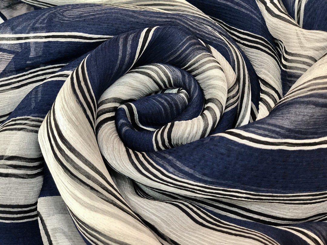 Dior新款丝巾重磅推荐桑蚕真丝Dior第一名主打丝巾(图13)