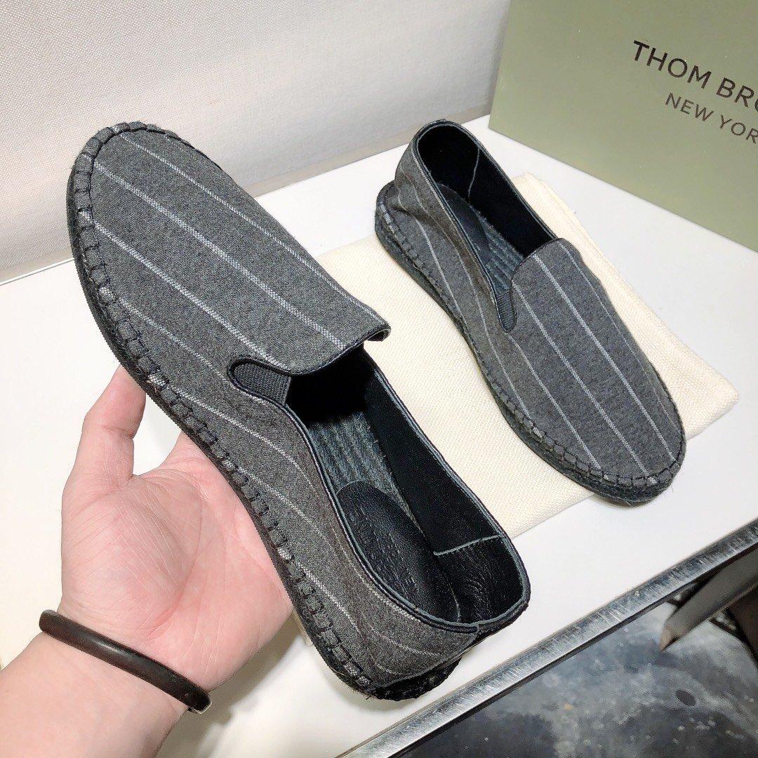 年春款TB渔夫鞋独特设计惊艳全场!原