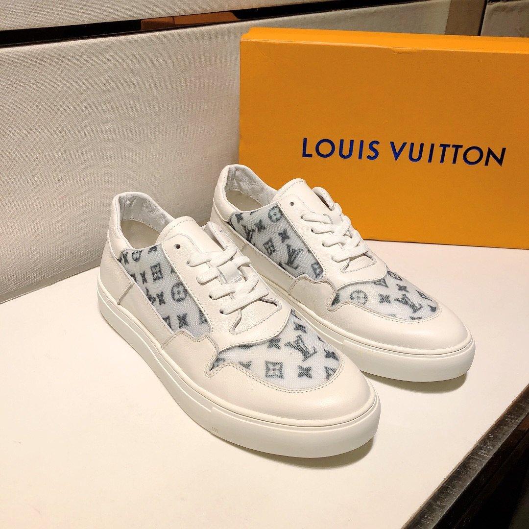LV路易威登新款男鞋官网同步发售原单