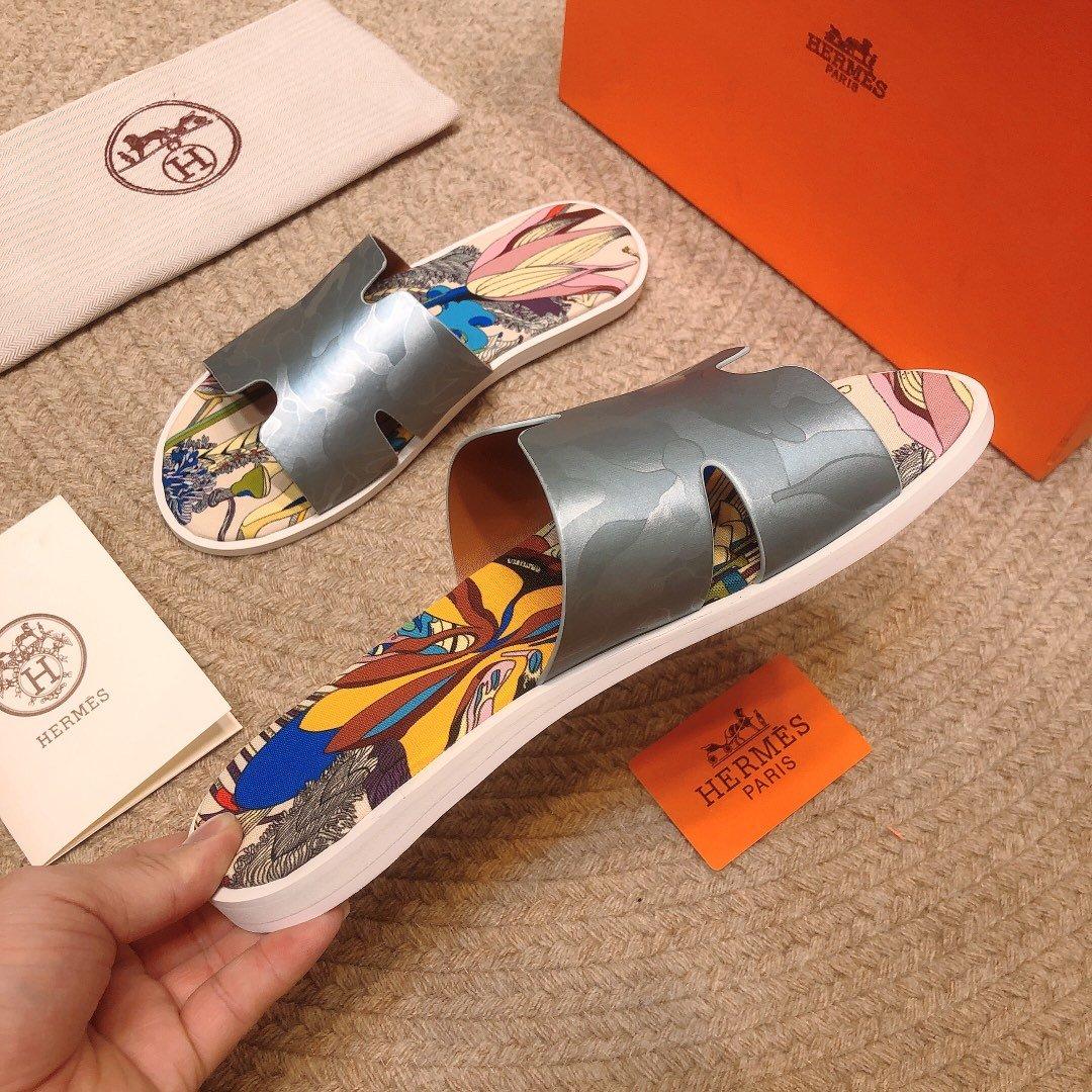 爱马仕Hermès男款拖鞋经典之最明