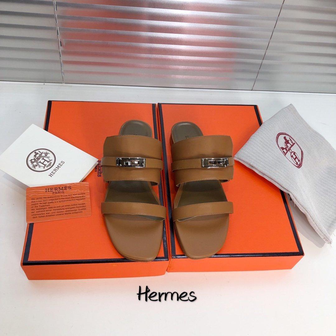 Hermes2020最Top彩色拖鞋