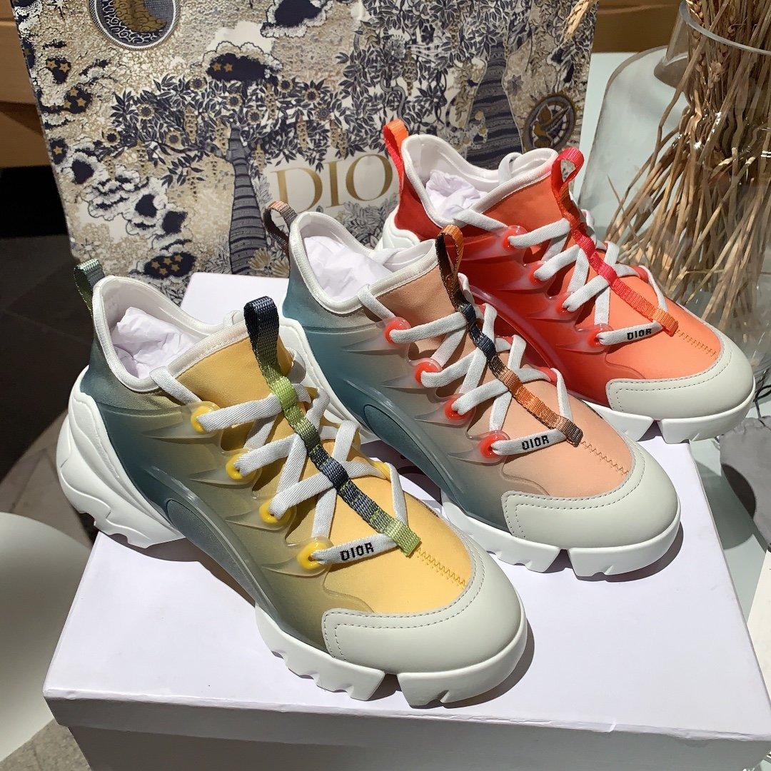 Dior专柜同款 超级火爆的老爹鞋(图3)