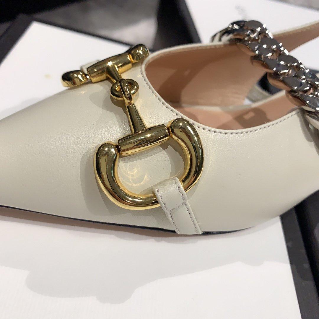 Gucci2020最新爆款 尖头鞋(图8)