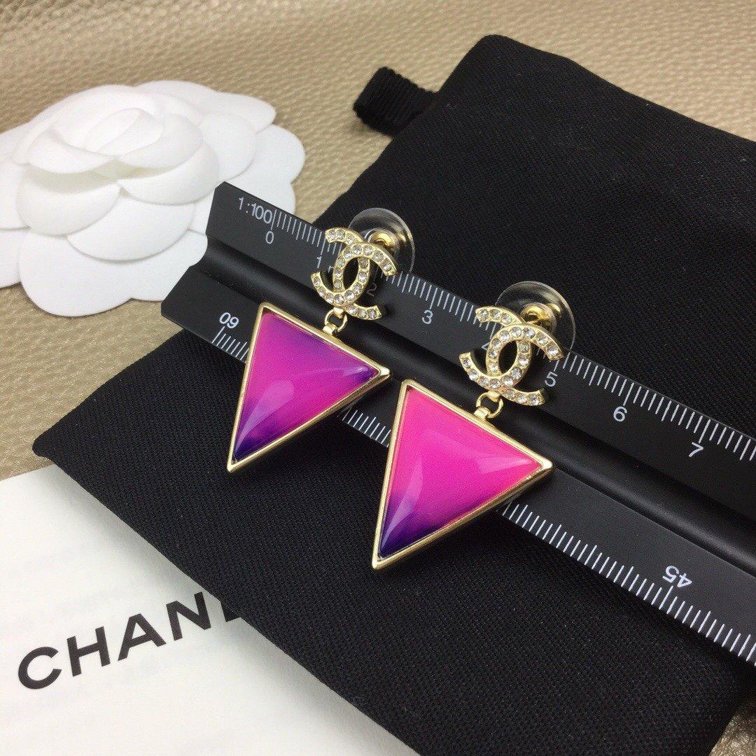 Chanel香奈儿耳环