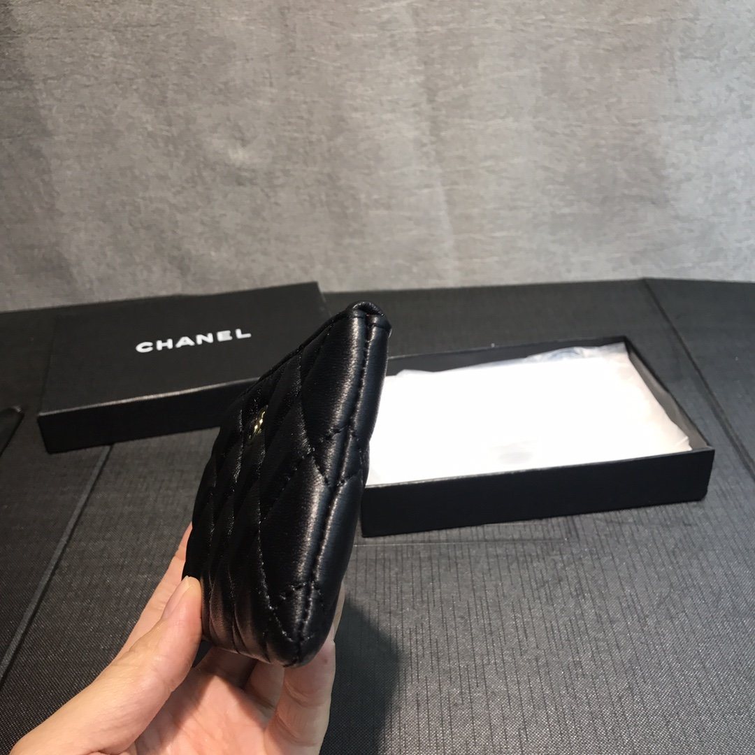 Chanel小香菱格零钱包(图3)
