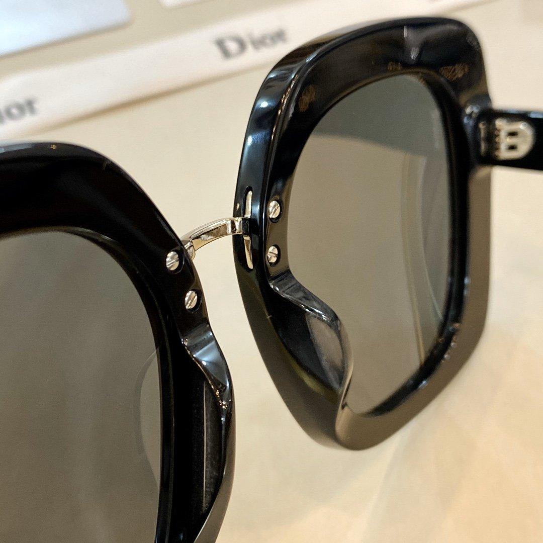 Dior NUANCE5 最新老花元素情侣款眼镜(图5)