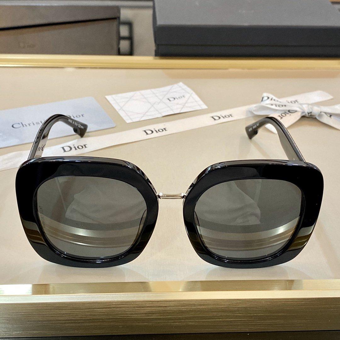 Dior NUANCE5 最新老花元素情侣款眼镜(图7)