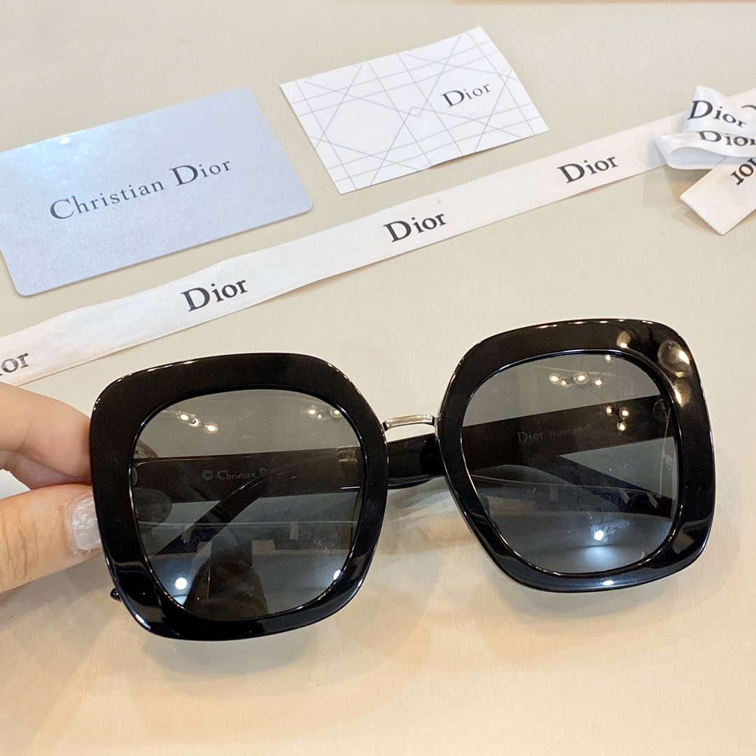 Dior NUANCE5 最新老花元素情侣款眼镜
