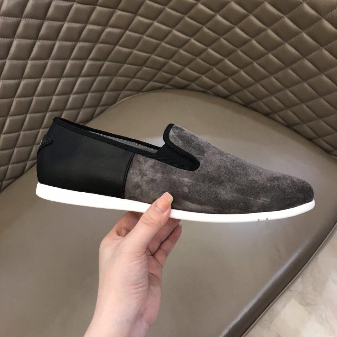Prada2020夏季新品男士休闲鞋
