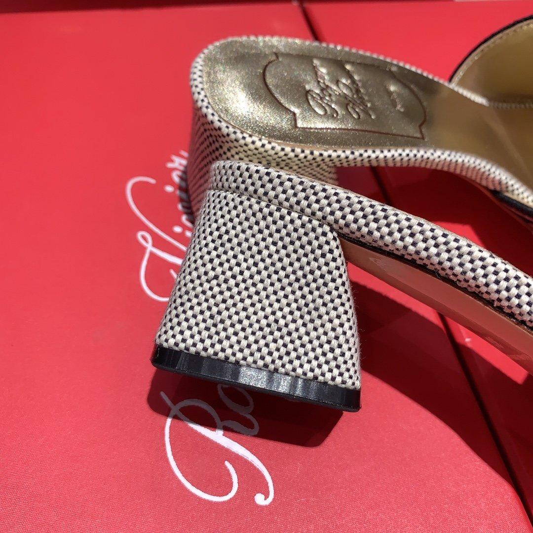 Roge Vivie20ss新款拖鞋 专柜同款(图9)