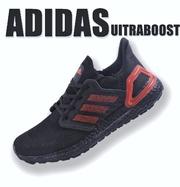 本地自取180放店私UltraBoostConsortiumUB黑盒超强弹力米爆花运动休闲鞋