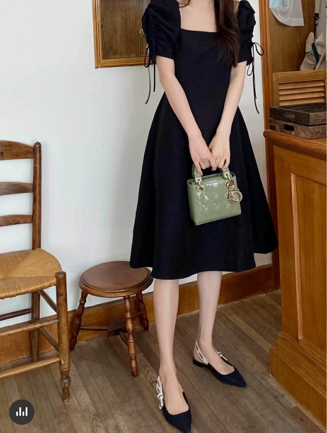 2019 J'ADiOR 尖头蝴蝶结织带后空芭蕾舞鞋原版机织罗纹布(图3)