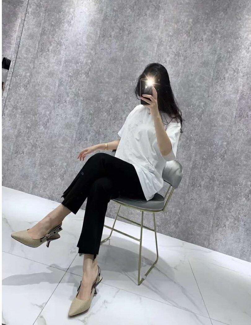 Christian Dior 2020新品 黑色与奶油白色刺绣JADior系列(图2)