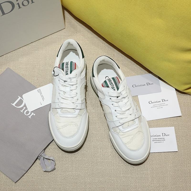 2020 Dior TRAVEL尼龙刺绣迷彩系列运动鞋、 Angelababy代言同款 (图2)