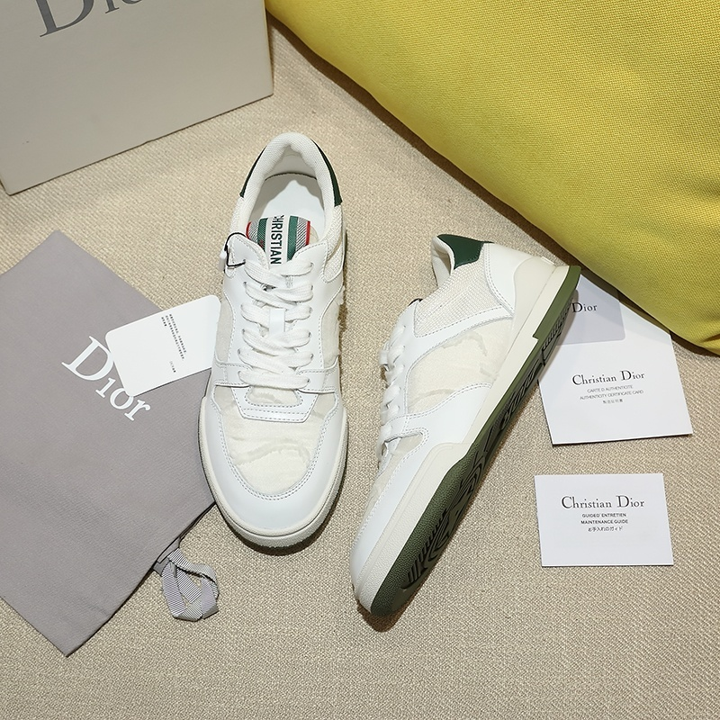 2020 Dior TRAVEL尼龙刺绣迷彩系列运动鞋、 Angelababy代言同款 (图3)