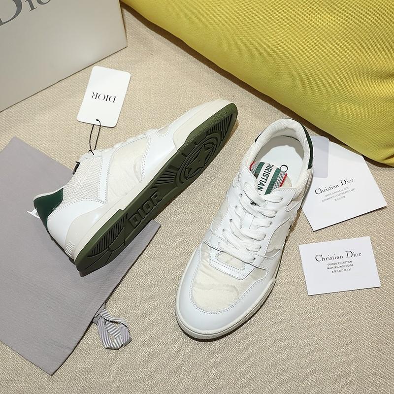 2020 Dior TRAVEL尼龙刺绣迷彩系列运动鞋、 Angelababy代言同款 (图5)