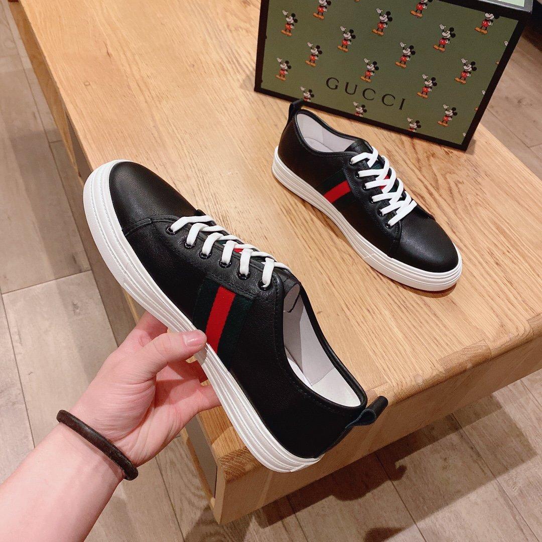 GUCCI古奇新款男鞋官网同步发售原
